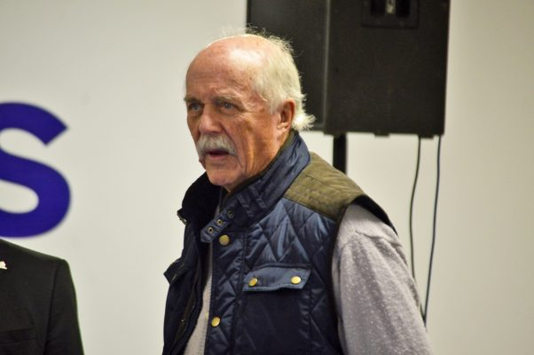 Guillermo Beick Hermann, presidente de la Fundación Jimulco.