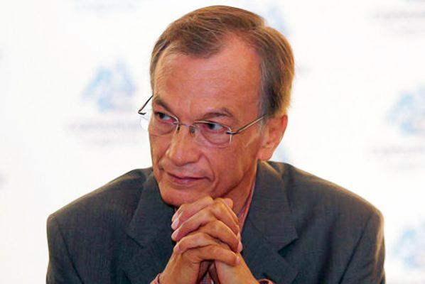 Luis Rey Delgado, presidente de Coparmex Laguna.