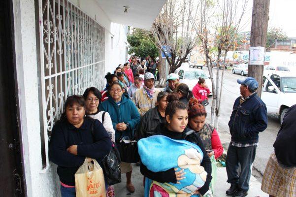 Con el respaldo del DIF San Pedro se lleva a cabo la Brigada del Registro Civil.