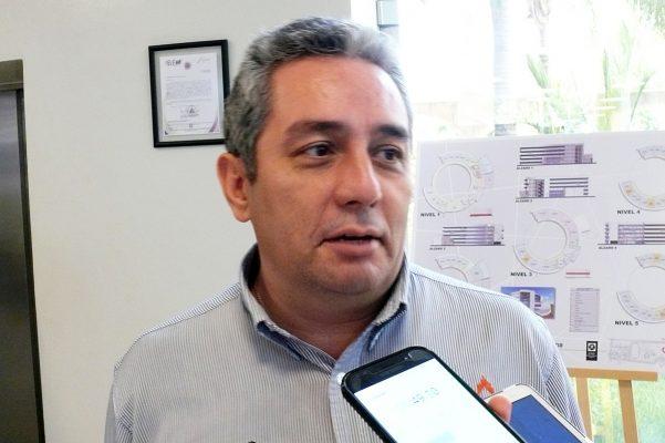 Roberto Muñoz del Río, consejero y ex presidente de la Confederación Patronal de la República Mexicana.