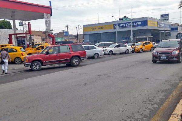 Euforia en Torreón por la gasolina americana