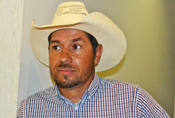 Jesús José Barraza Carrillo, del Sistema Producto Melón a nivel nacional.
