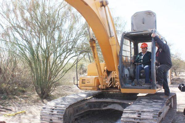 Con recursos del Fondo Nacional de Desastres Naturales se inició con el cambio del colector Luis Donaldo Colosio en San Pedro.