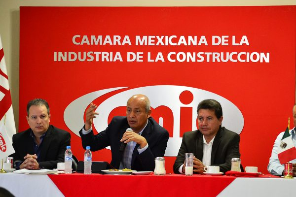 CMIC pide se abra y transparente la obra pública