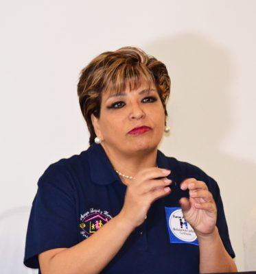 Edna Yolanda Fuentes Silva, del Centro de Mediación de Conflictos en Torreón.