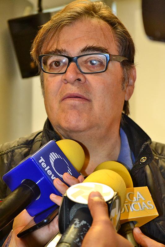 Eduardo Holguín Zehfuss, titular del IMPLAN.
