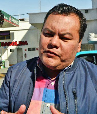 Fernando de Jesús Jaime Gómez, director de Fomento Económico en Torreón.