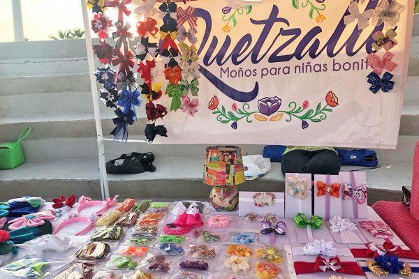 Feria de Emprendedoras en la Universidad Autónoma de La Laguna