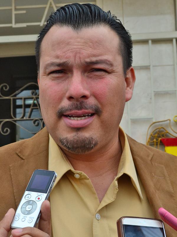 Juan Antonio Puentes Olmos, director del IDEA de la UAdeC.
