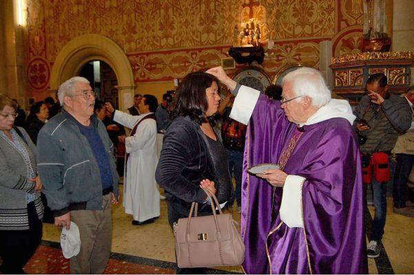El obispo de Saltillo inicia la Cuaresma