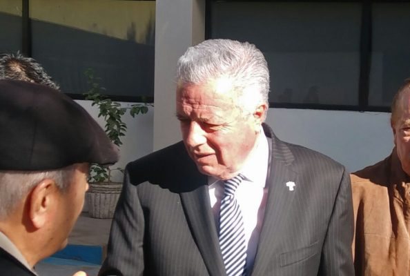 Jorge Zermeño Infante, alcalde de Torreón.