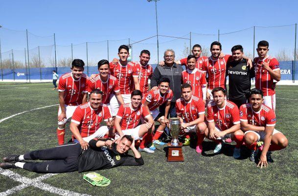 Deportivo Flores goleó a La 27 y se coronó bicampeón de La Bombonera
