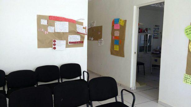 El personal de Secretaría de Salud brilla por su ausencia en ejidos de Ocampo.