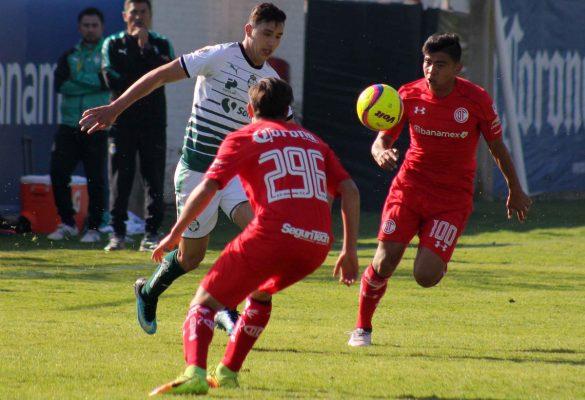 Jorge Sánchez continúa jugando en la categoría Sub-20.