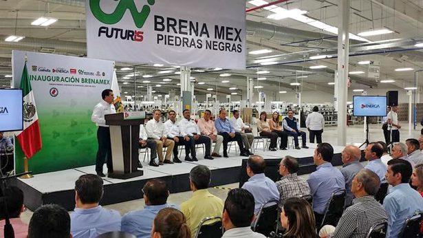 Inician liquidación de trabajadores de la maquiladora Brena Mex