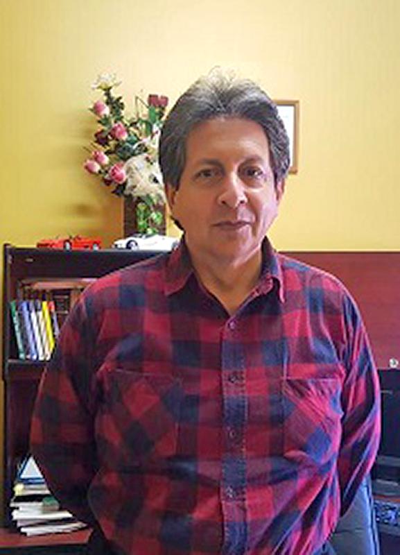 Sergio Cárdenas, secretario de la Junta de Conciliación.