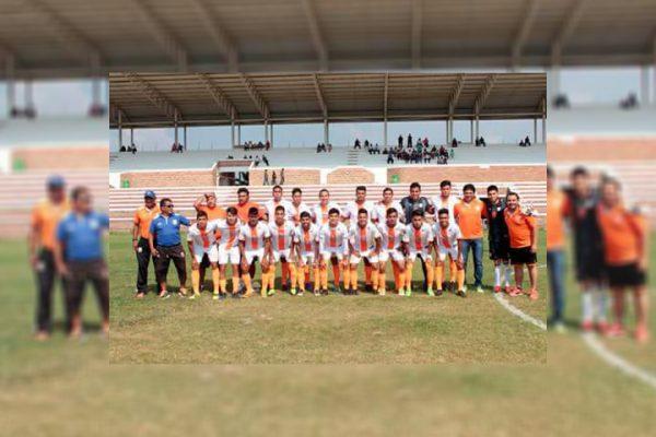 Luego de 5 fechas el equipo Constructores se ubica en el lugar 13 del Grupo 1 de la Segunda División Premier.