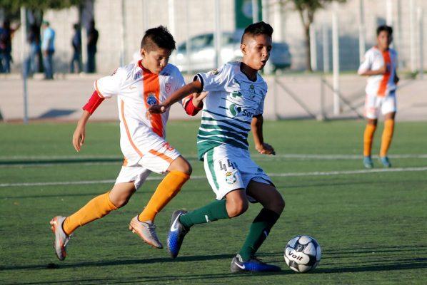 Joshua Mancha es convocado a la Selección Mexicana Sub 15