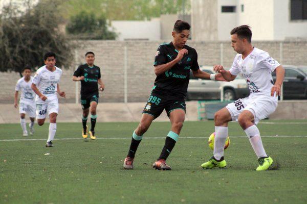 Guerreritos se imponen 2-1 al León