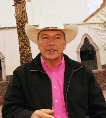 Carlos Aguilera.