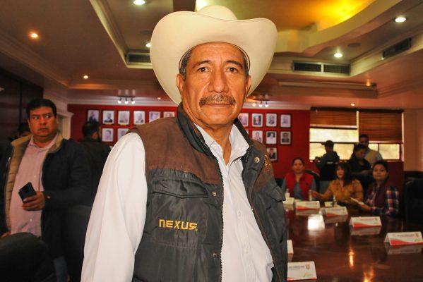 Pedro Luna Solís buscará el Distrito X.