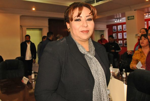 Leticia Soto Soto, busca contender por el Distrito XI.