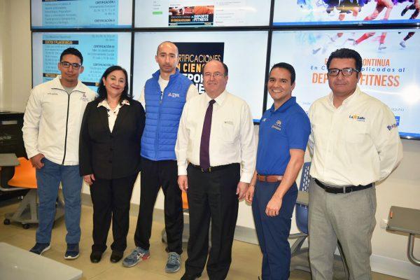 La Salle Laguna realizará certificaciones en ciencias aplicadas al deporte y fitness