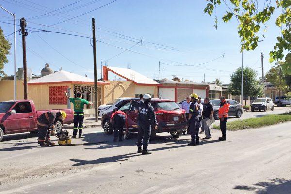 Chocan en Cipreses y Carrizos en Torreón Jardín