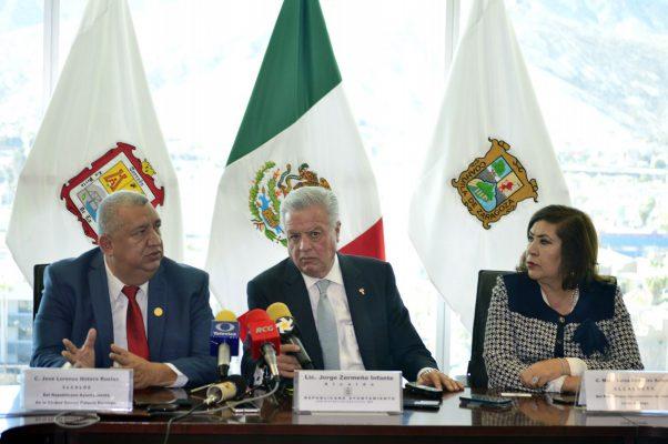 Comienzan alcaldes coordinación metropolitana