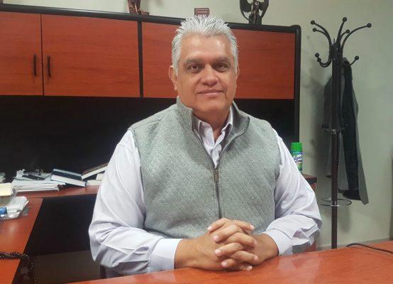 Jesús Régulo Gámez Dávila, consejero de la Judicatura del Estado de Durango región Laguna.