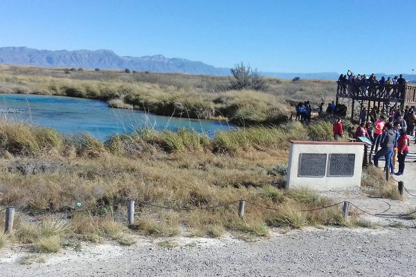 Remodelan Río Mezquites en Cuatro Ciénegas