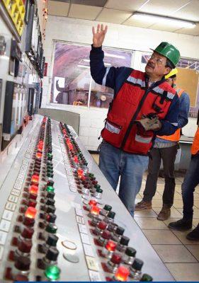 La universidad de AHMSA iniciará operaciones en el Centro de Capacitación de la empresa.