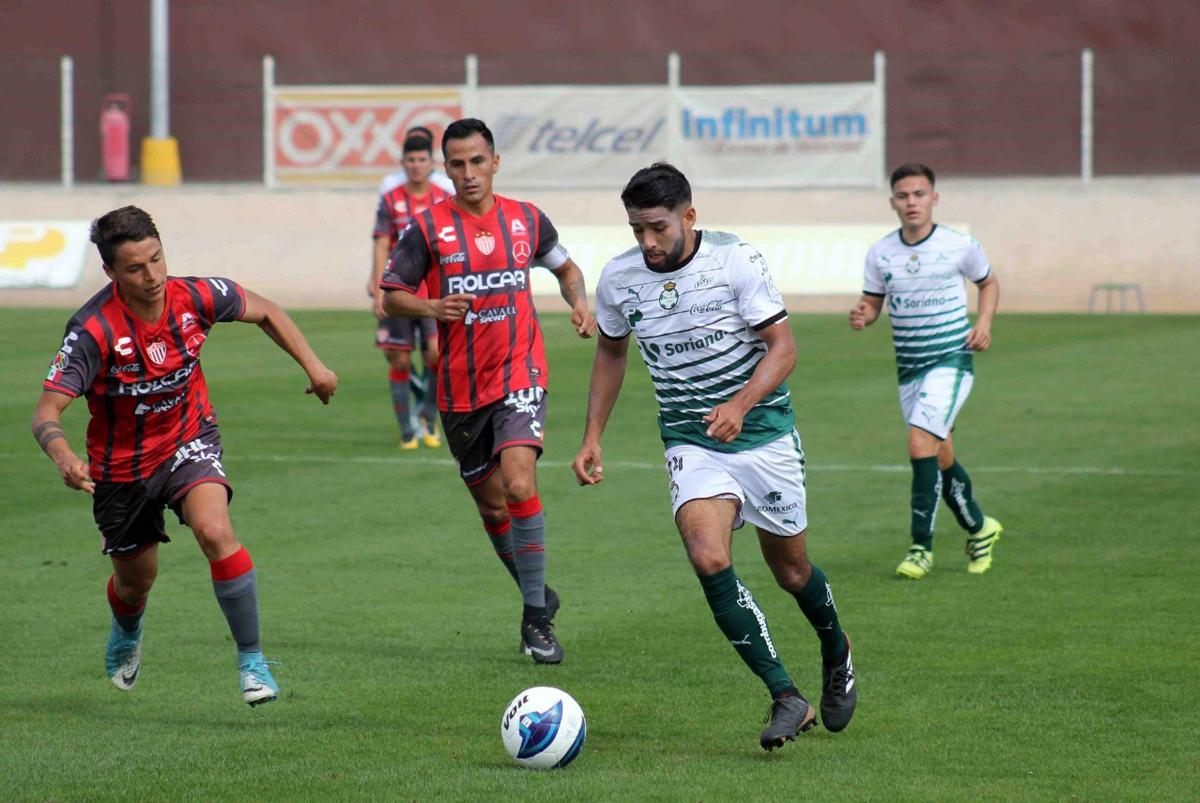 Santos Premier sigue sin levantar en la Segunda División y ahora sufrió una nueva derrota en casa por 1-2 ante Necaxa.