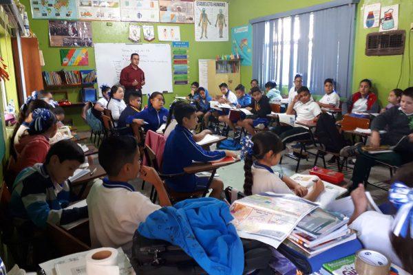 Más de 30 mil menores estarán ingresando al nivel básico en La Laguna de Durango.