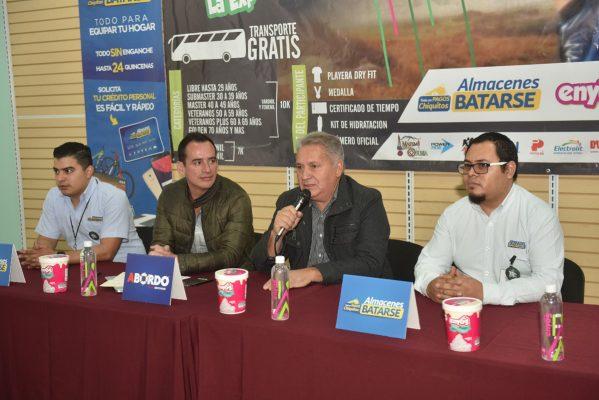 El número 14 se entregará a uno de los corredores más representativos de Mapimí, en alusión a la edición 14 de la competencia.