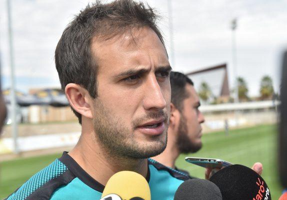 """""""Pedro Caixinha es un gran ser humano"""": Carlos Izquierdoz"""