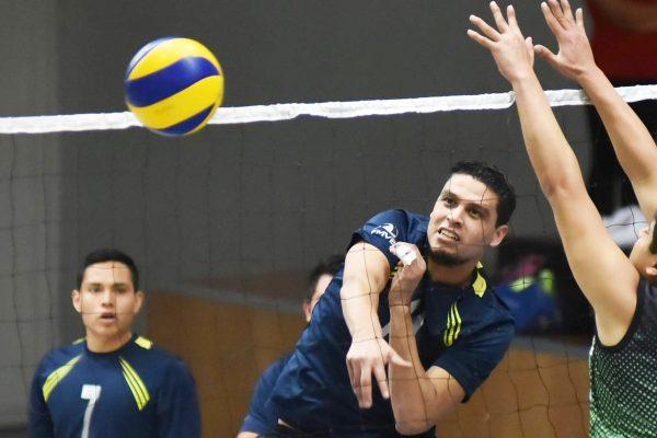 Buenos partidos de la rama varonil se han presentado en la Copa Torreón de Voleibol.