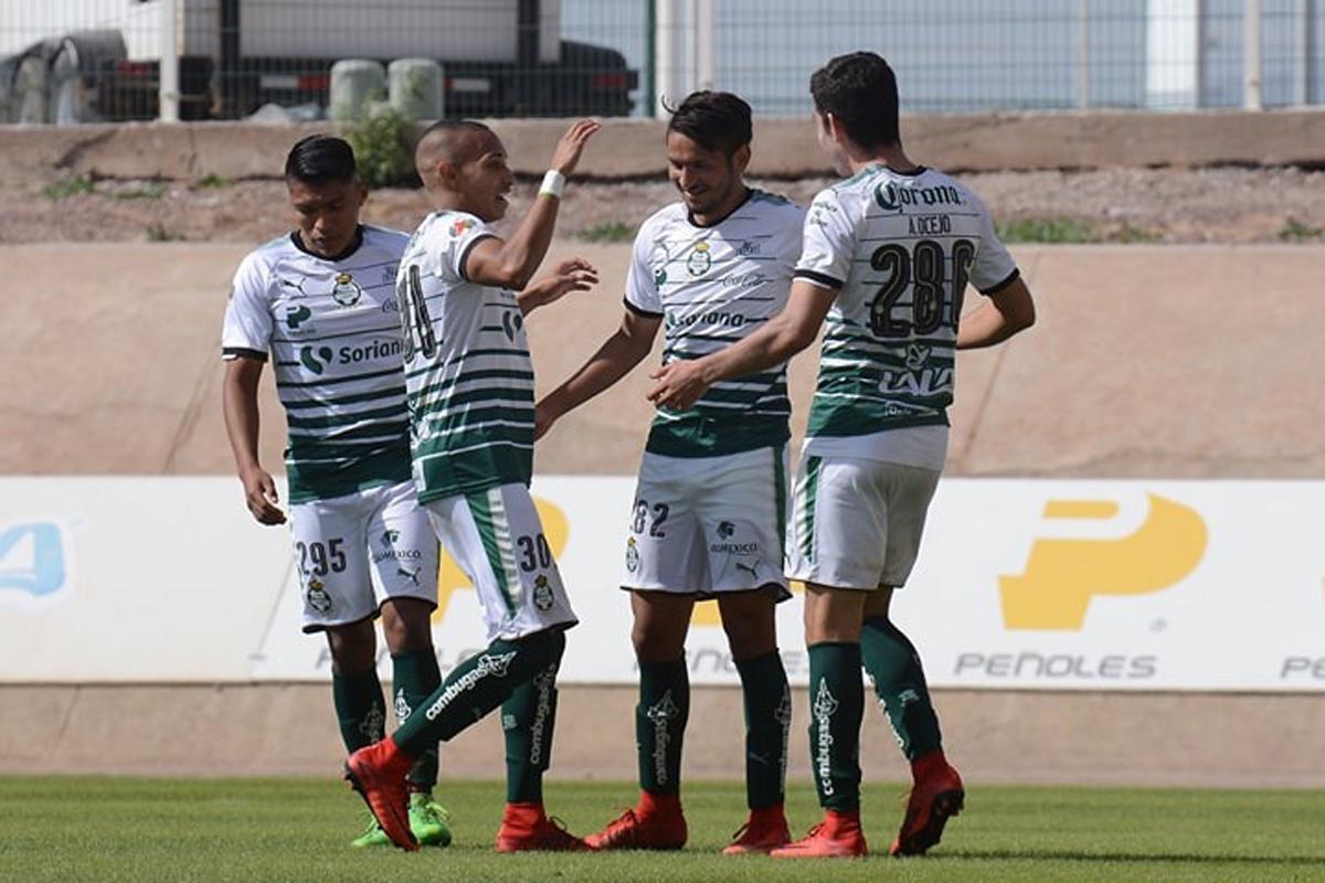 Toluca frenó a Djaniny y Santos en su camino al liderato