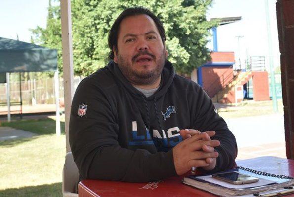 César Rendón Cuevas, coordinador de proyectos deportivos.