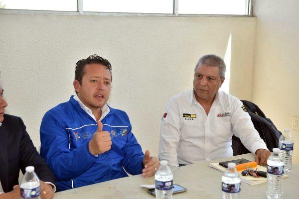 Felipe de Jesús Salinas Mares estará al frente.