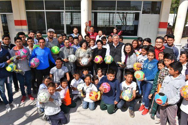 Sigue apoyo para el deporte en Gómez Palacio