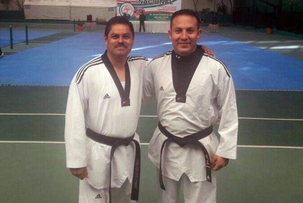 Los entrenadores Víctor Hugo Valle y Adán Briones ya cumplieron con la certificación por parte de la FEMEXTKD.