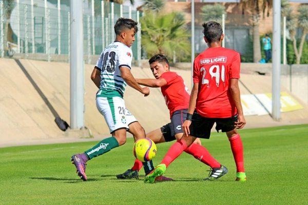 Santos Sub-20 perdió el invicto.