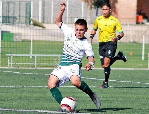 Guerreritos reciben al León en Torneo Sub 15