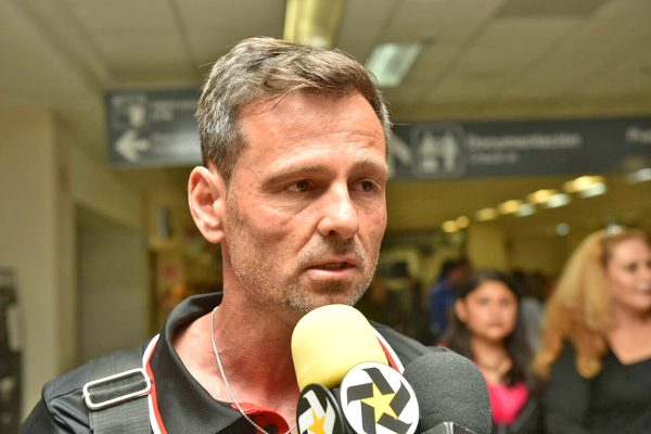 Diego Cocca pretende que su equipo tenga más gol.