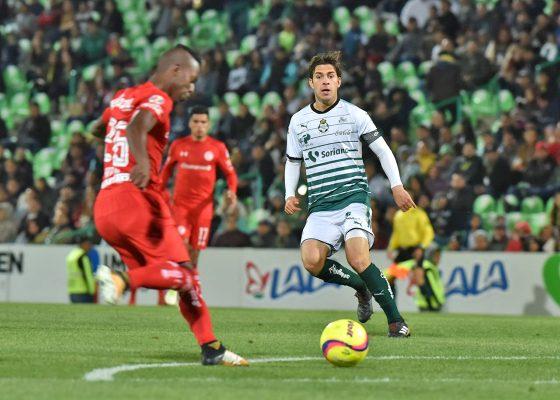 Santos va por su clasificación a Octavos de Copa MX