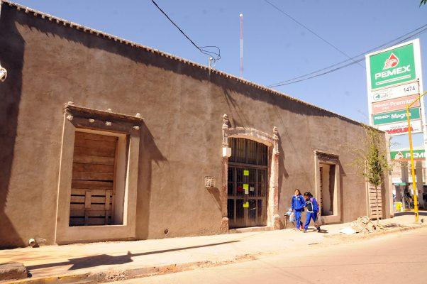 Obras Públicas clausura remodelación de edificio histórico
