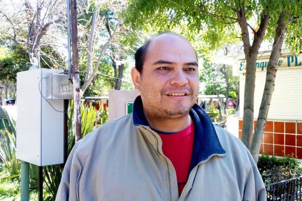 Jorge Vargas Fausto, presidente de la asociación Fundación Lerdo Histórico.