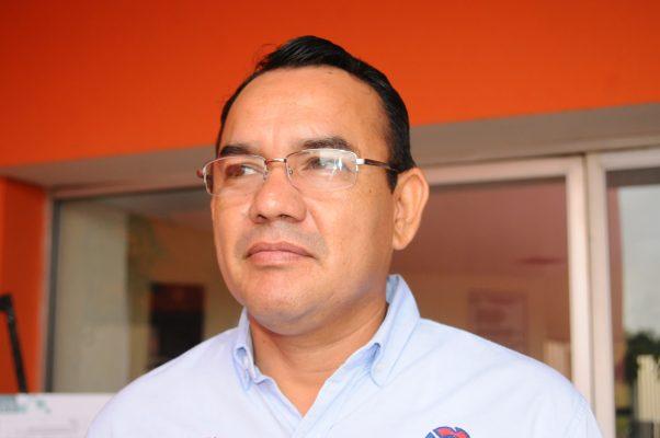 Homero del Bosque Ayala, presidente de Empresarios Lerdenses A.C.