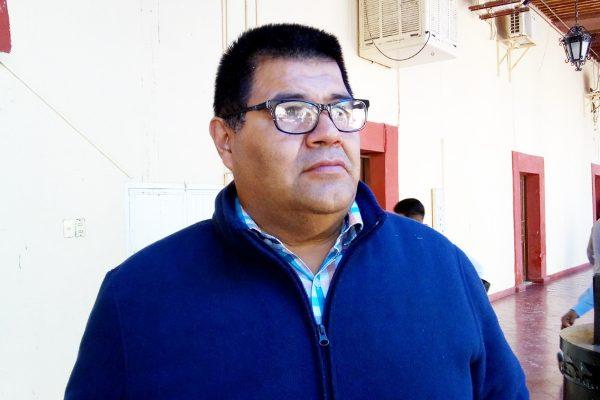 José Valenzuela, presidente de la mesa directiva del Consejo Político del PRD.